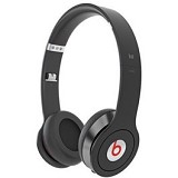 BEATS™ BY DRE™ Solo HD - Black [MH-BTS-ON-SOHD-BK-CT] - Headphone Portable
